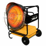 KEB5S-V Portable Radiant Heater